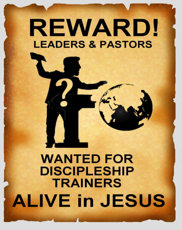 Thumbnail for the post titled: Call for Discipleship Trainers