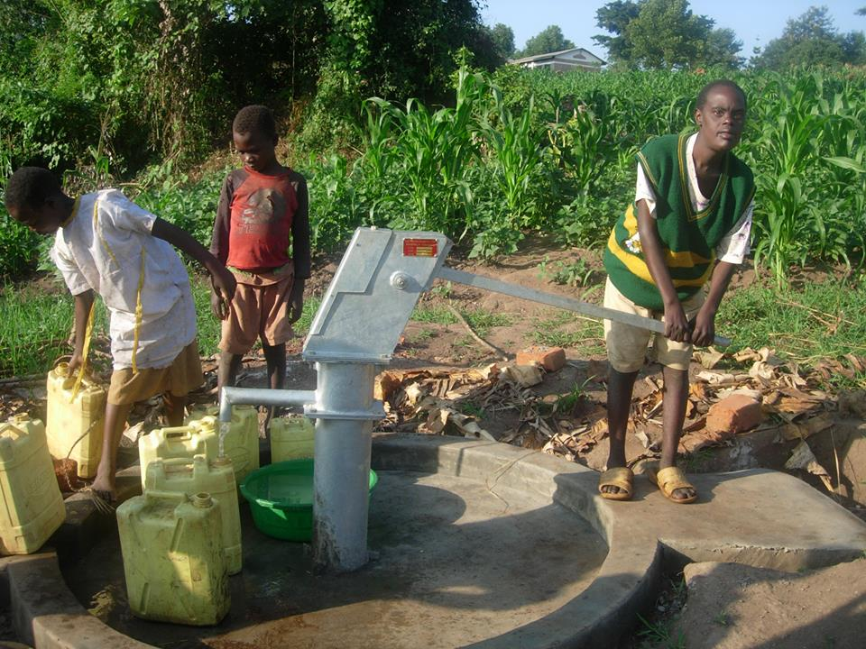 Thumbnail for the post titled: Uganda: Thanks for Clean Water