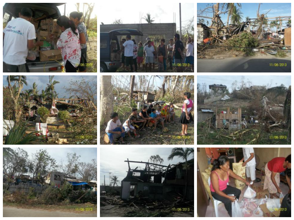 Thumbnail for the post titled: Philippine SDBs in Deadly Typhoon Aftermath