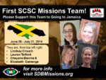Thumbnail for the post titled: First SCSC Missions Team to Jamaica
