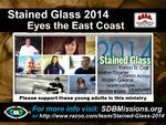 Thumbnail for the post titled: Stained Glass Eyes the East Coast