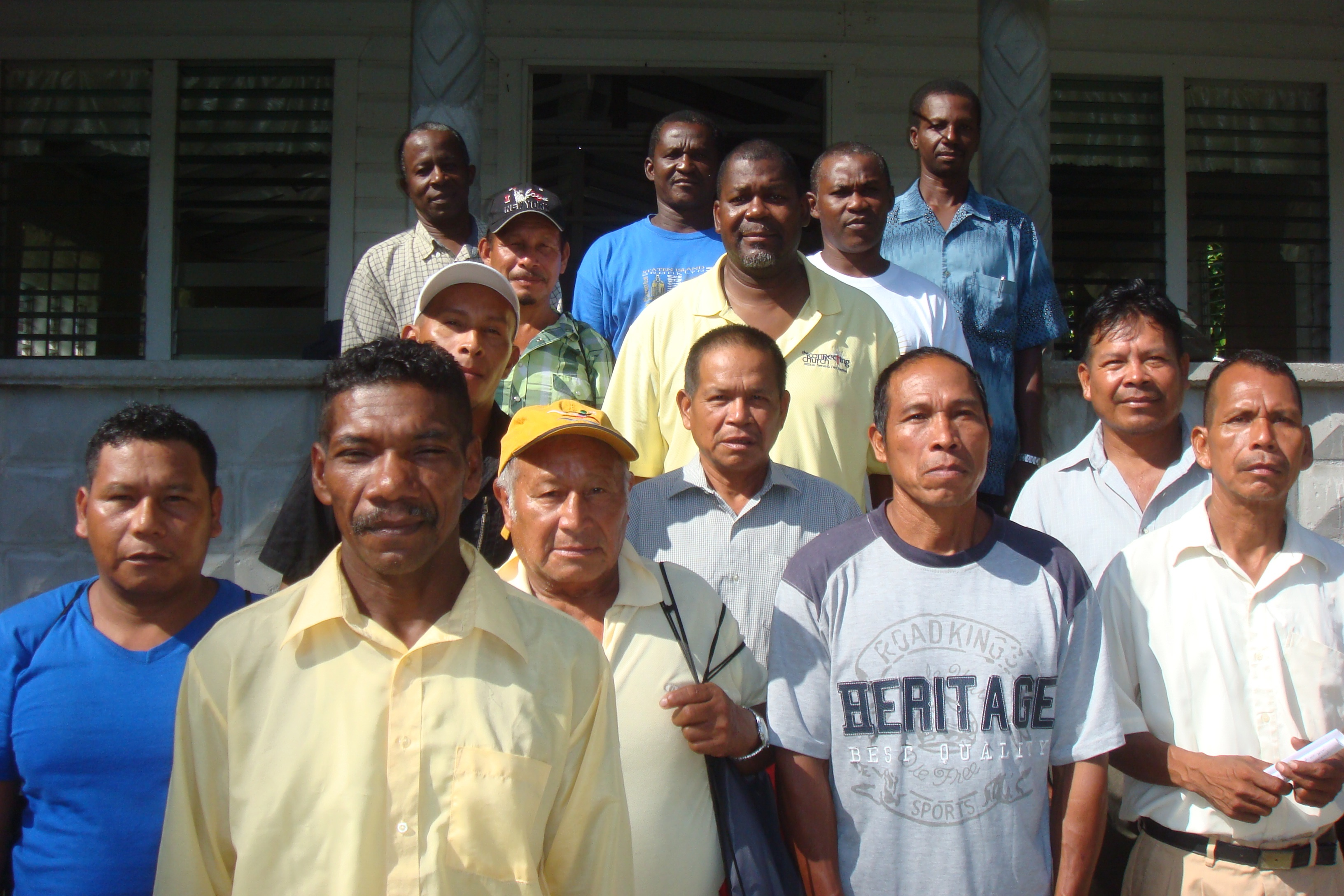 Thumbnail for the post titled: SDB Leaders in Guyana Now More Equipped