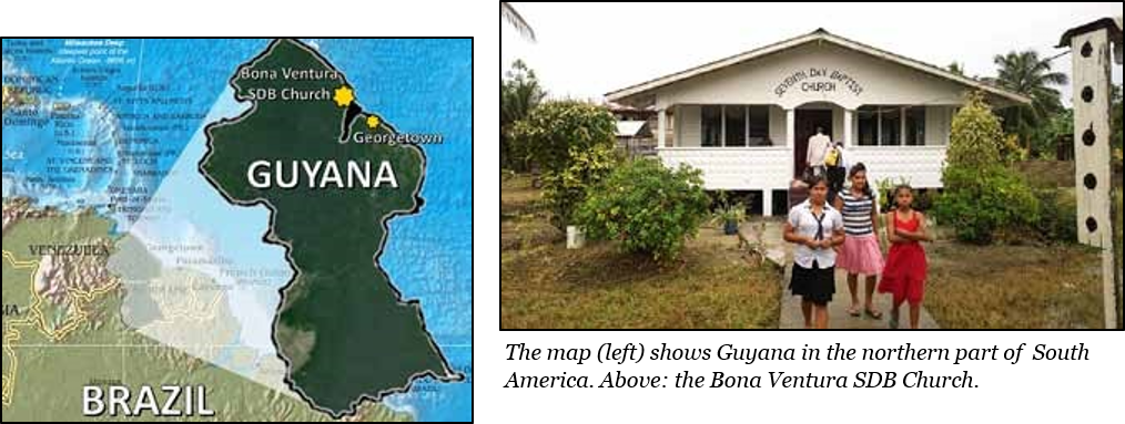 Thumbnail for the post titled: Focus Article – Guyana: The Next Hundred Years (Sabbath Recorder 5/14)