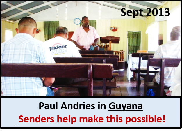 Thumbnail for the post titled: Serve as Global Missions Senders