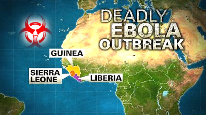 Thumbnail for the post titled: Join SDBs Fighting Ebola