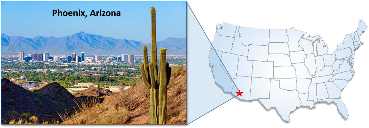 Thumbnail for the post titled: New SDB Group Rising in Phoenix