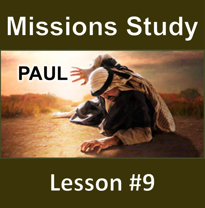 Thumbnail for the post titled: Missions Series #9 – Paul