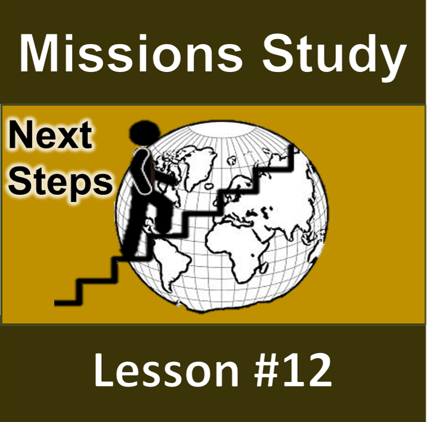 Thumbnail for the post titled: Missions Series #12 – Next Steps
