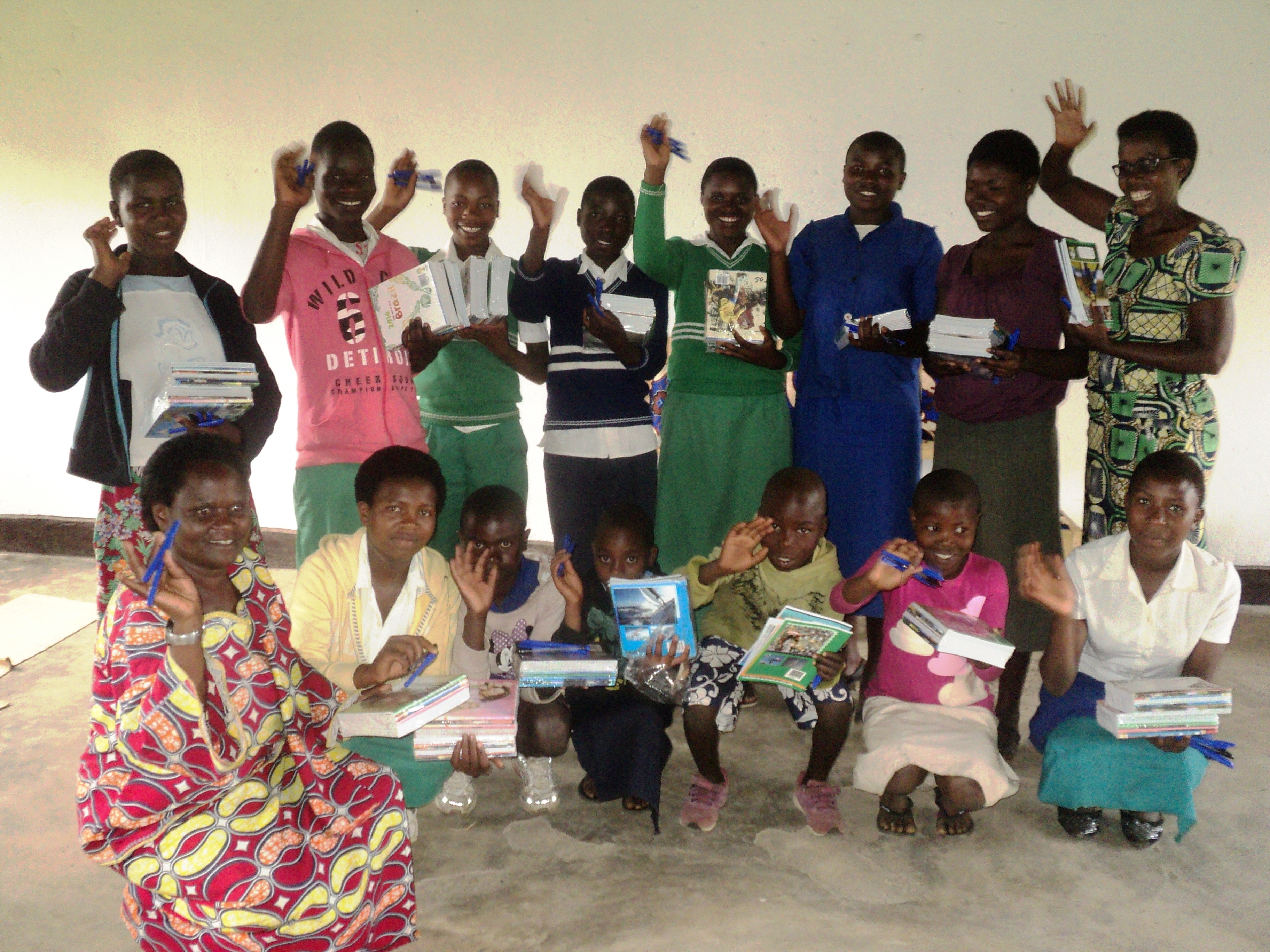 Thumbnail for the post titled: With Support SDB Grows Daily – Rwanda
