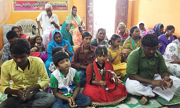 Thumbnail for the post titled: Focus Article – Partnering with India in Prayer (Sabbath Recorder July/August 2015)