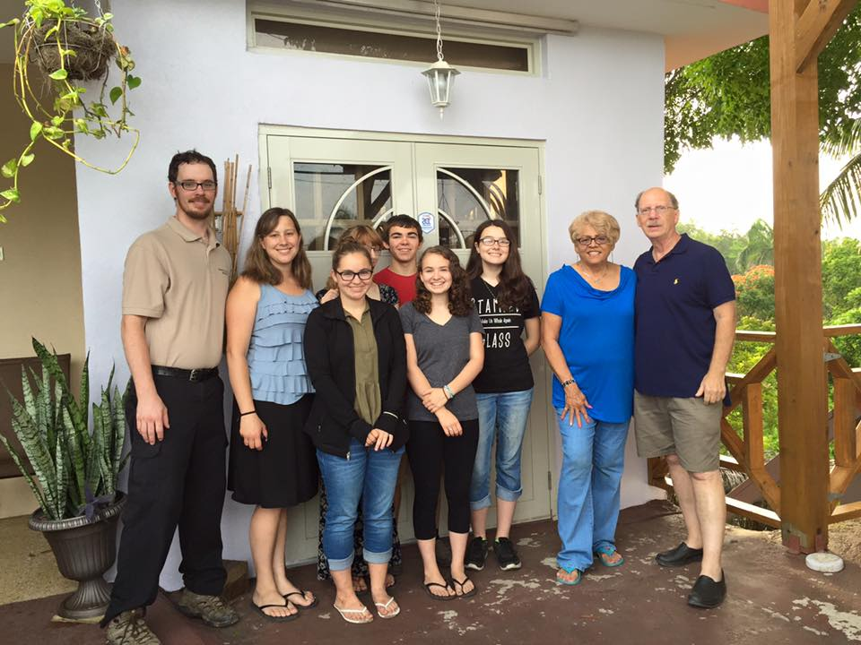 Thumbnail for the post titled: Youth Missions Trip to Puerto Rico – Update
