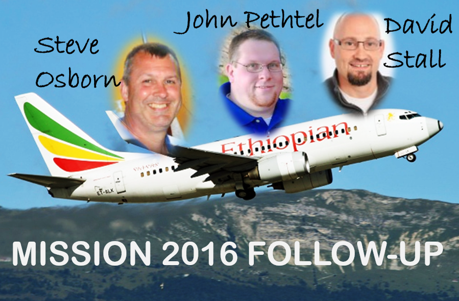 Thumbnail for the post titled: Mission Ethiopia – 2016