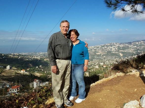 Thumbnail for the post titled: Pastor Gabe and Wife on Missions Trip to Lebanon