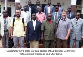 Thumbnail for the post titled: Focus Article – The Narrow Path in Burundi (Sabbath Recorder Feb 2016)