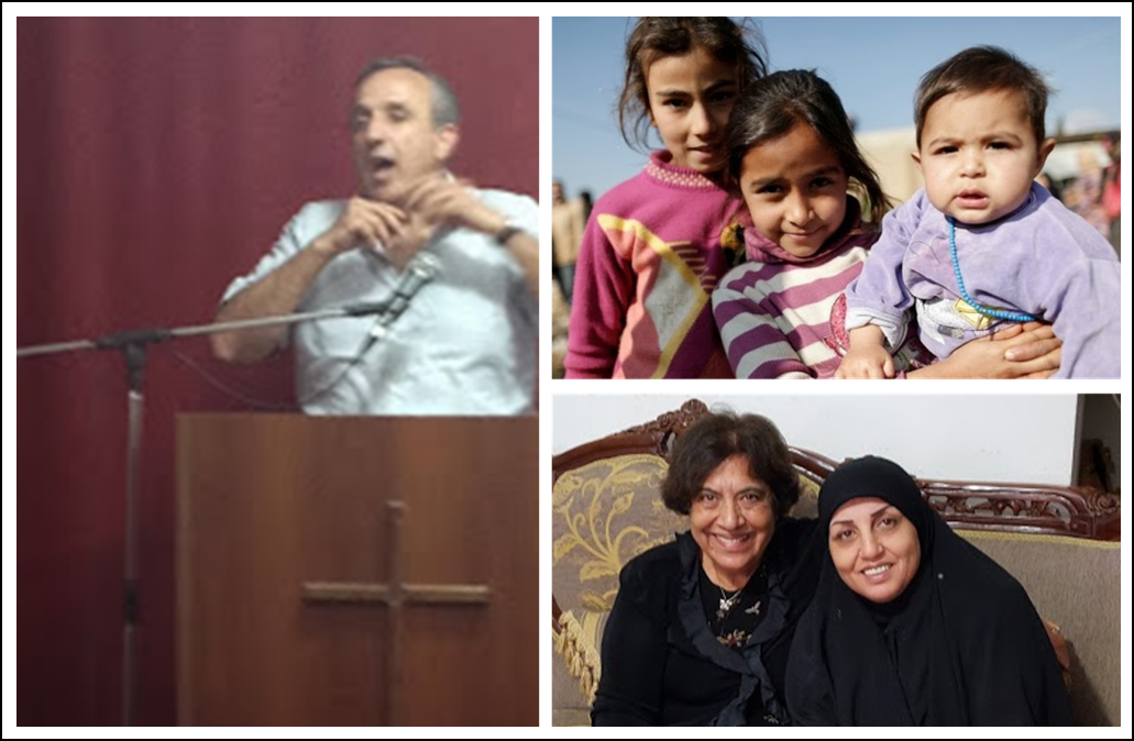 Thumbnail for the post titled: Bejjani's Continued Ministry – Lebanon