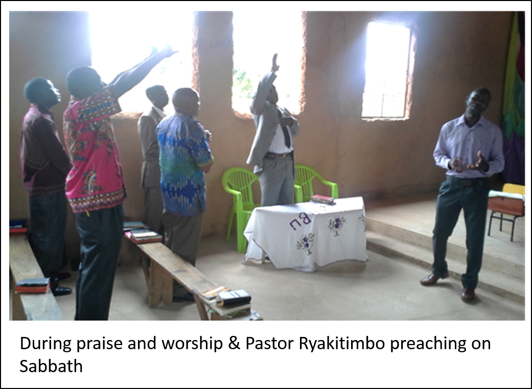 Thumbnail for the post titled: TANZANIA PRAISE AND PRAYERS