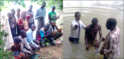 Thumbnail for the post titled: Answering God's Call – Sierra Leone