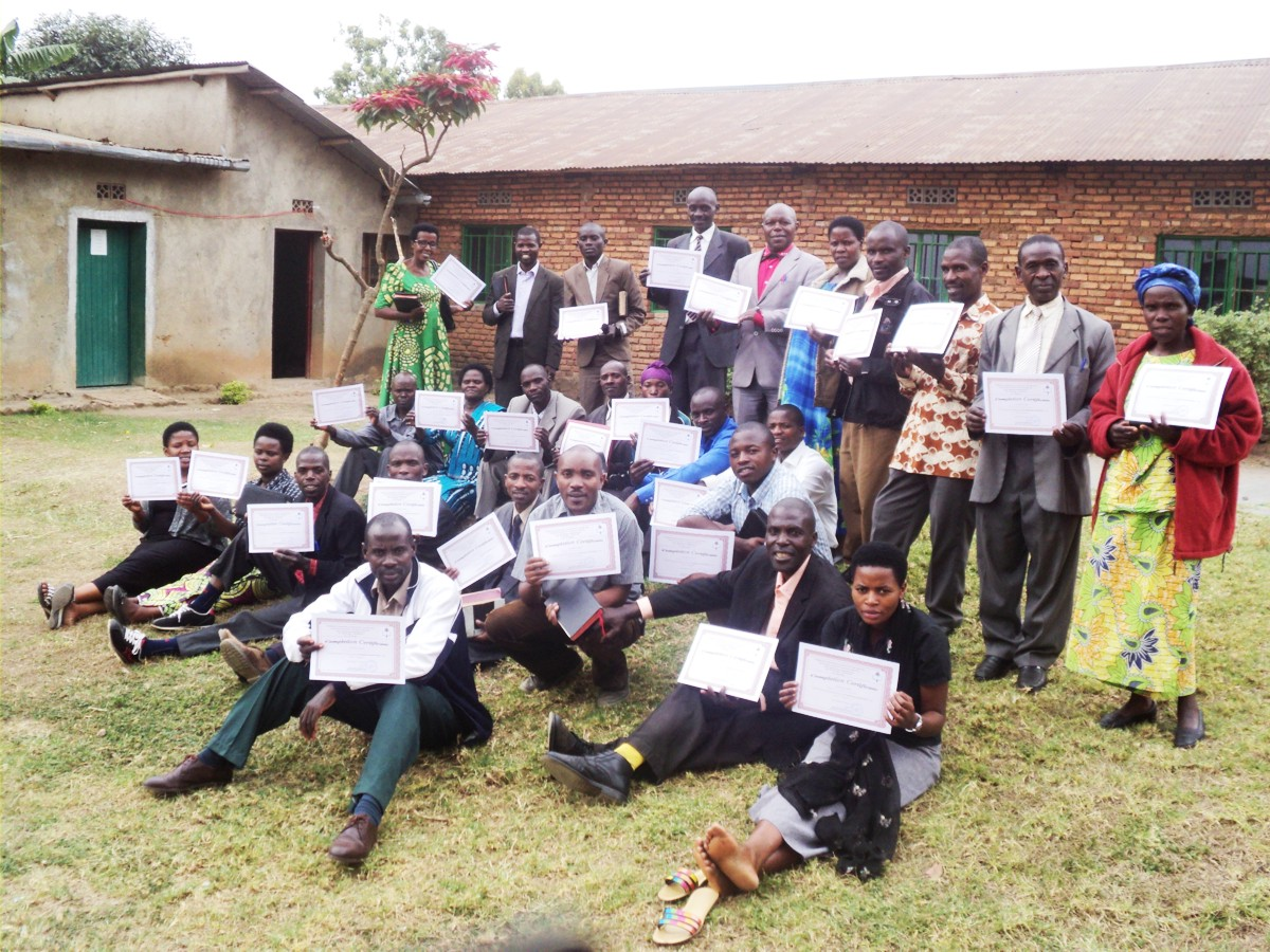 Thumbnail for the post titled: Rwanda SDBs Hold Evangelism Seminars