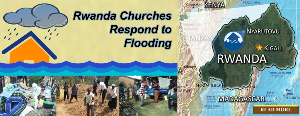 Thumbnail for the post titled: Rwanda Flooding Recovery Report 2016
