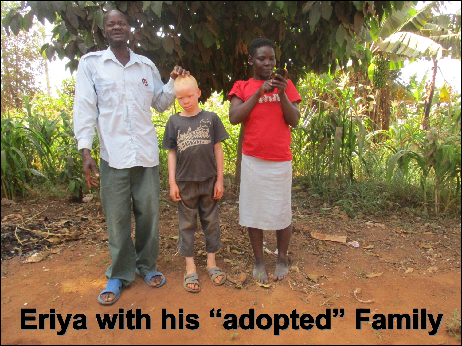 Thumbnail for the post titled: Orphan Update – Africa