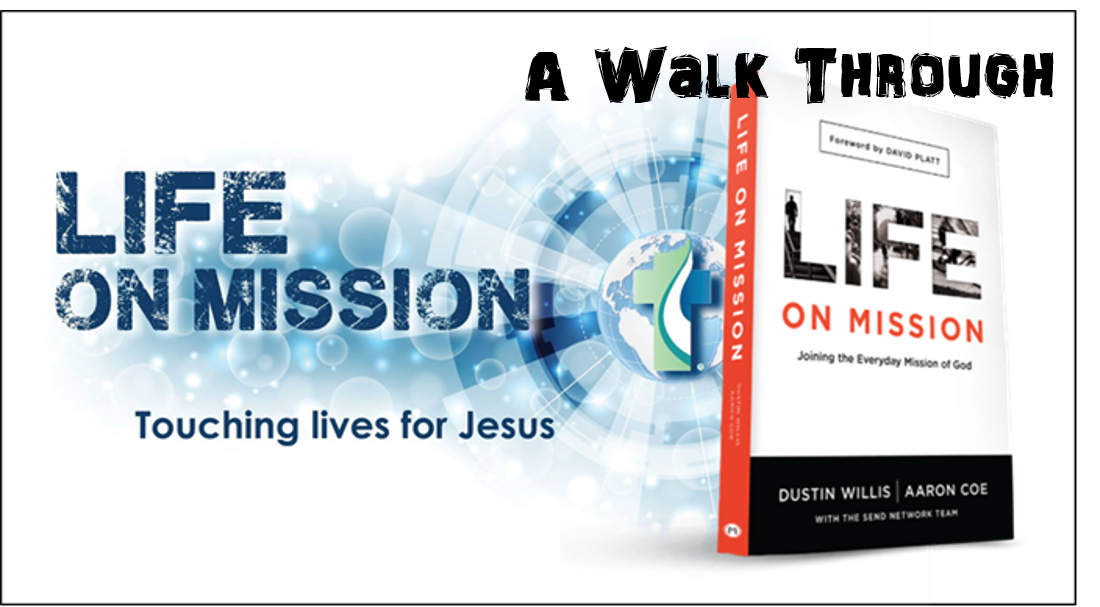 Thumbnail for the post titled: Look out for: A Walk through Life on Mission