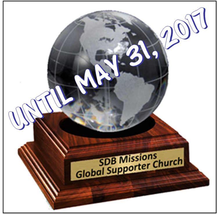 Thumbnail for the post titled: Church Missions Award EXTENTION