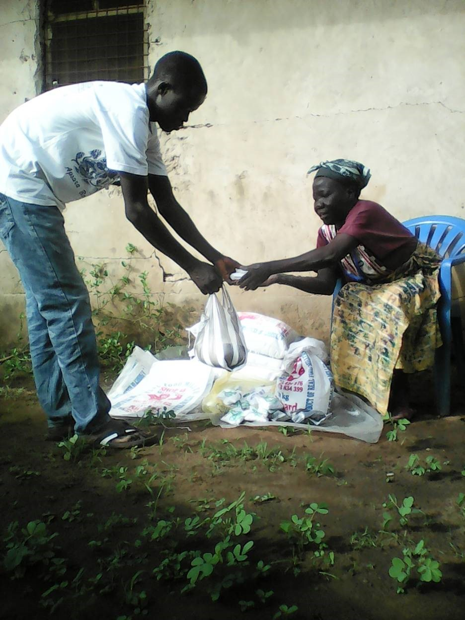 Thumbnail for the post titled: South Sudan Relief Report