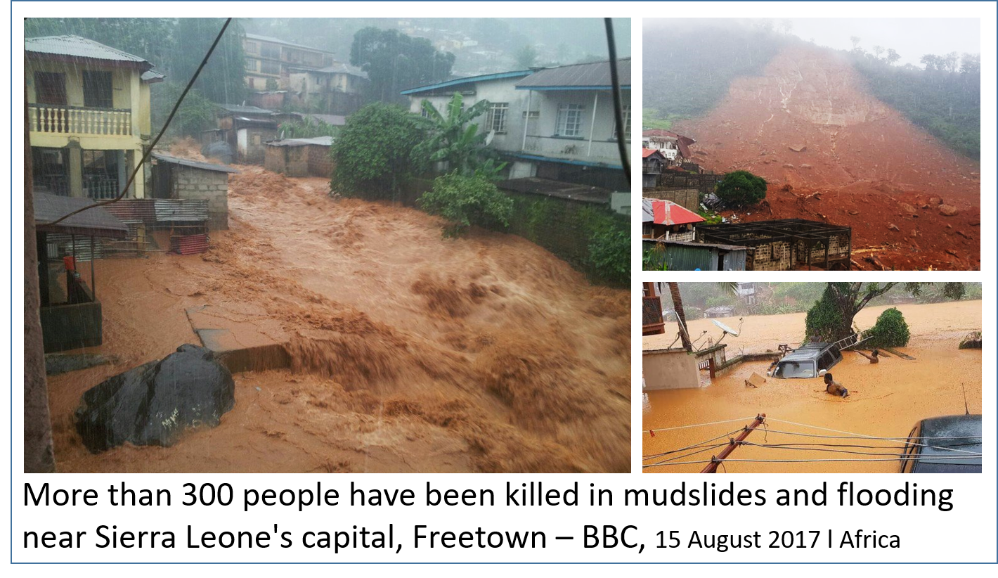 Thumbnail for the post titled: 36 SDBs Died in Sierra Leone