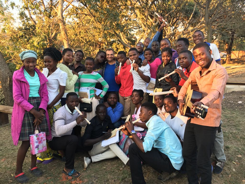 Thumbnail for the post titled: Malawi Music Mission Team Update