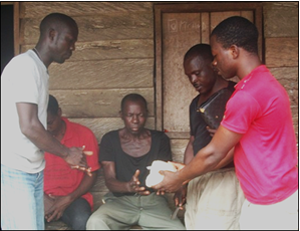 Thumbnail for the post titled: Hope In Action – Cameroon