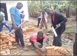 Thumbnail for the post titled: Rwanda Vocational Project Update
