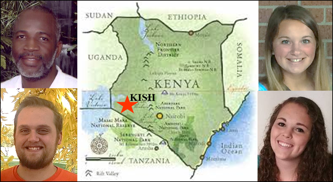 Thumbnail for the post titled: Evangelism Mission To Kenya