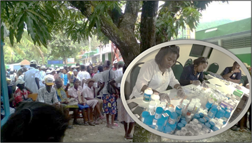 Thumbnail for the post titled: Haiti July 2018 Medical Mission