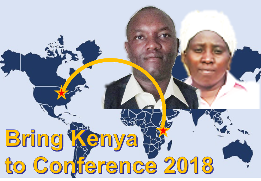 Thumbnail for the post titled: Bring Kenya to General Conference