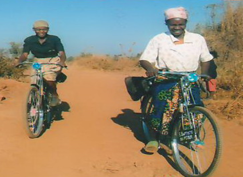 Thumbnail for the post titled: Sponsor a Bike for Zambia Evangelism