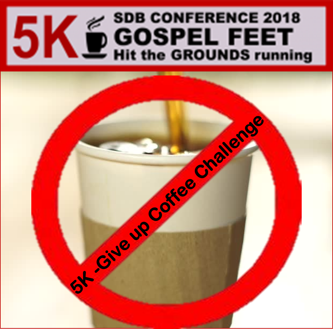 Thumbnail for the post titled: 5K – Give up Coffee Challenge