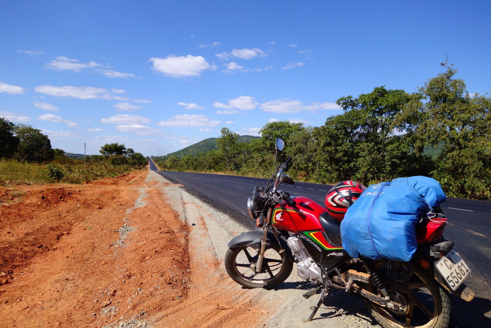 Thumbnail for the post titled: Malawi Motorcycle Project