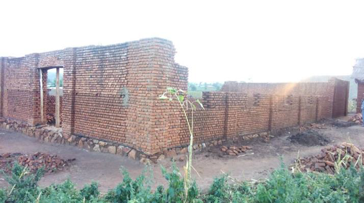 Thumbnail for the post titled: Bukeye SDB Roof Project – Burundi