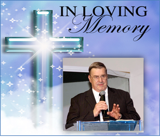 Thumbnail for the post titled: A MEMORIAL TO PASTOR DAVE