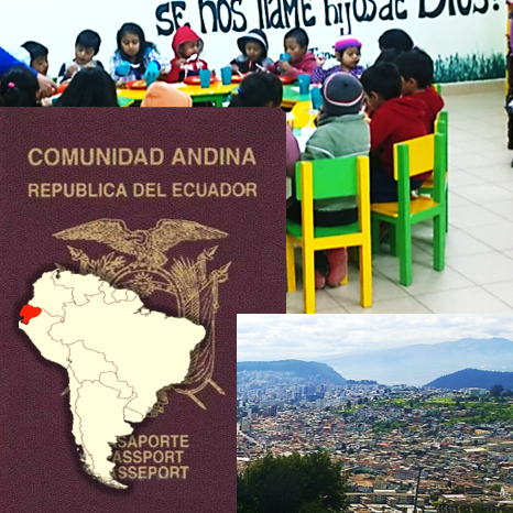 Thumbnail for the post titled: Ecuador Young Adult Mission July 2019