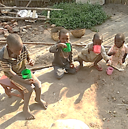 Thumbnail for the post titled: Burundi Orphans find a Home