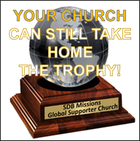 Thumbnail for the post titled: Missions Award Campaign – 2 More Weeks!