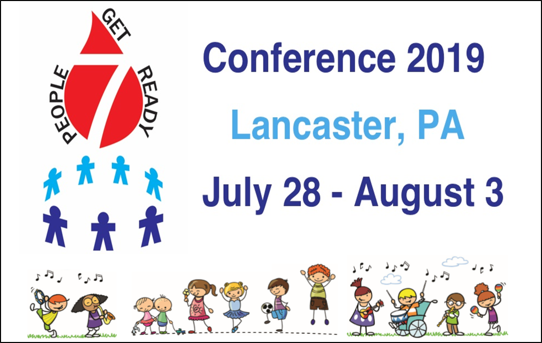 Thumbnail for the post titled: Get Our Children Ready for Conf. 2019