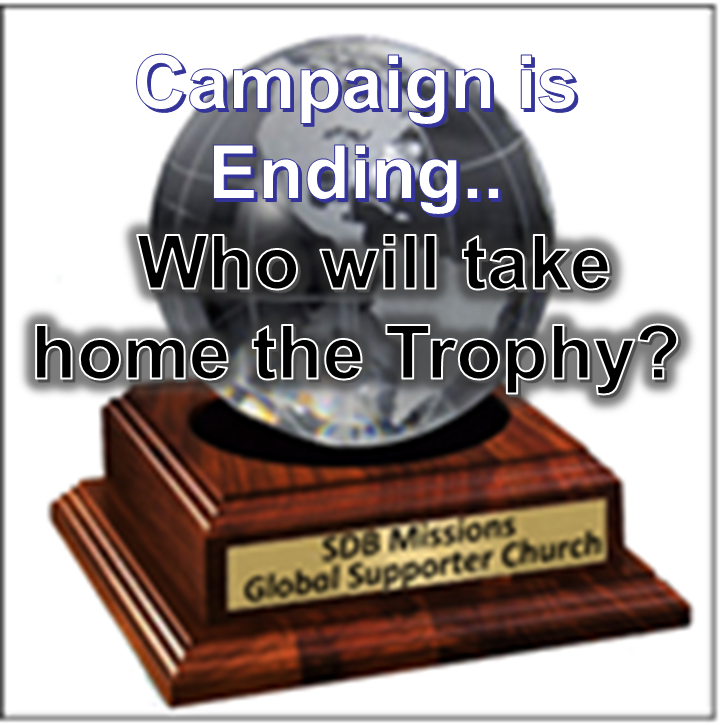 Thumbnail for the post titled: End of Church Global Supporter Campaign!