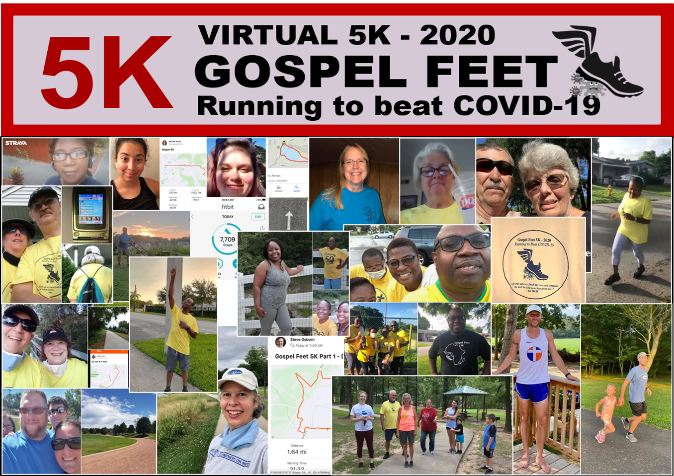 Thumbnail for the post titled: There is Still Time to Sign-up and Run!