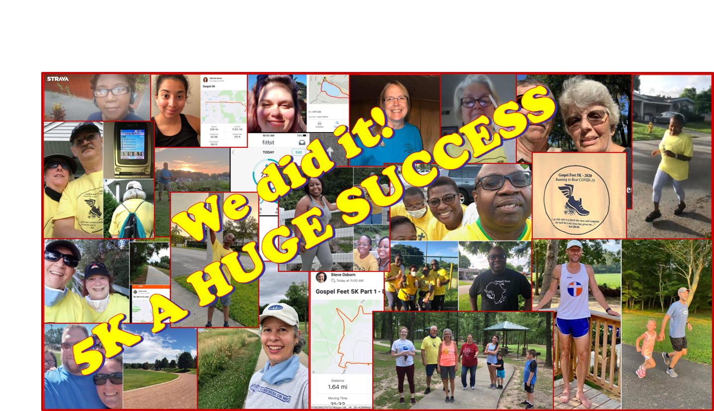 Thumbnail for the post titled: 5K – 2020 A HUGE SUCCESS!