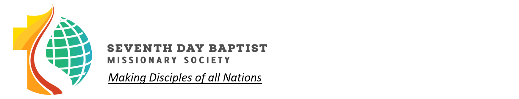 Logo for Seventh Day Baptist Missionary Society