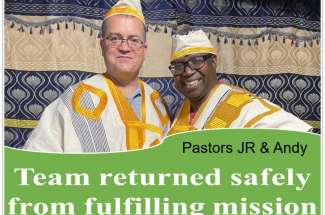 Thumbnail for the post titled: Another Productive African Mission